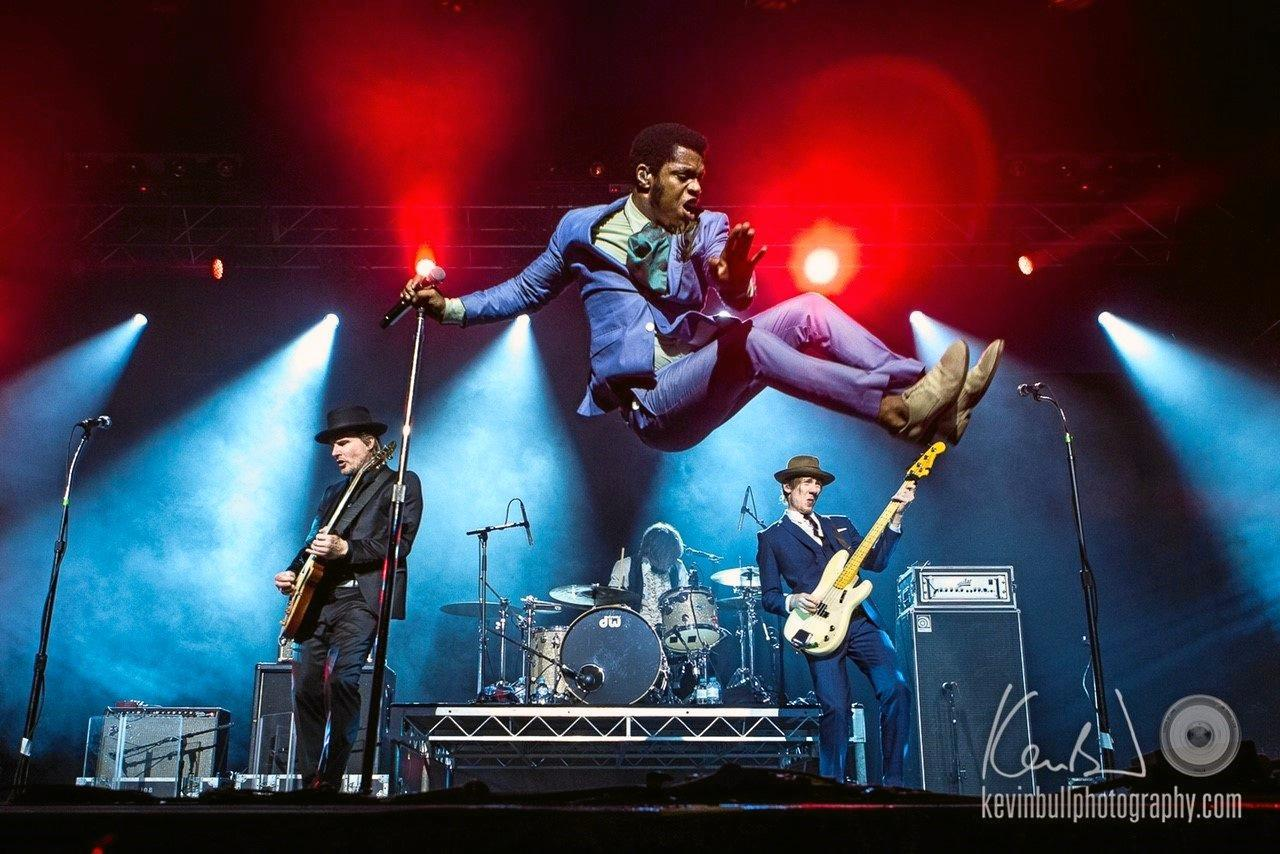 BLUESFEST BOUND: Crowd favourites Vintage Trouble are back for the 30th anniversary Bluesfest.