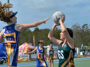 Bright future for Maroochydore netball courts