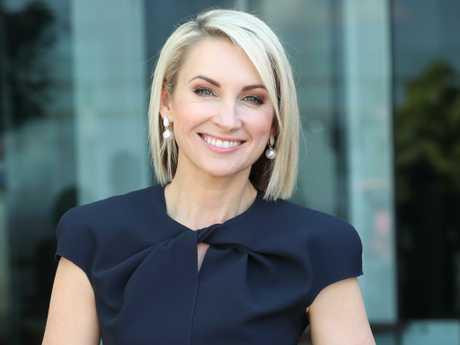 Georgina Lewis of 10 News
