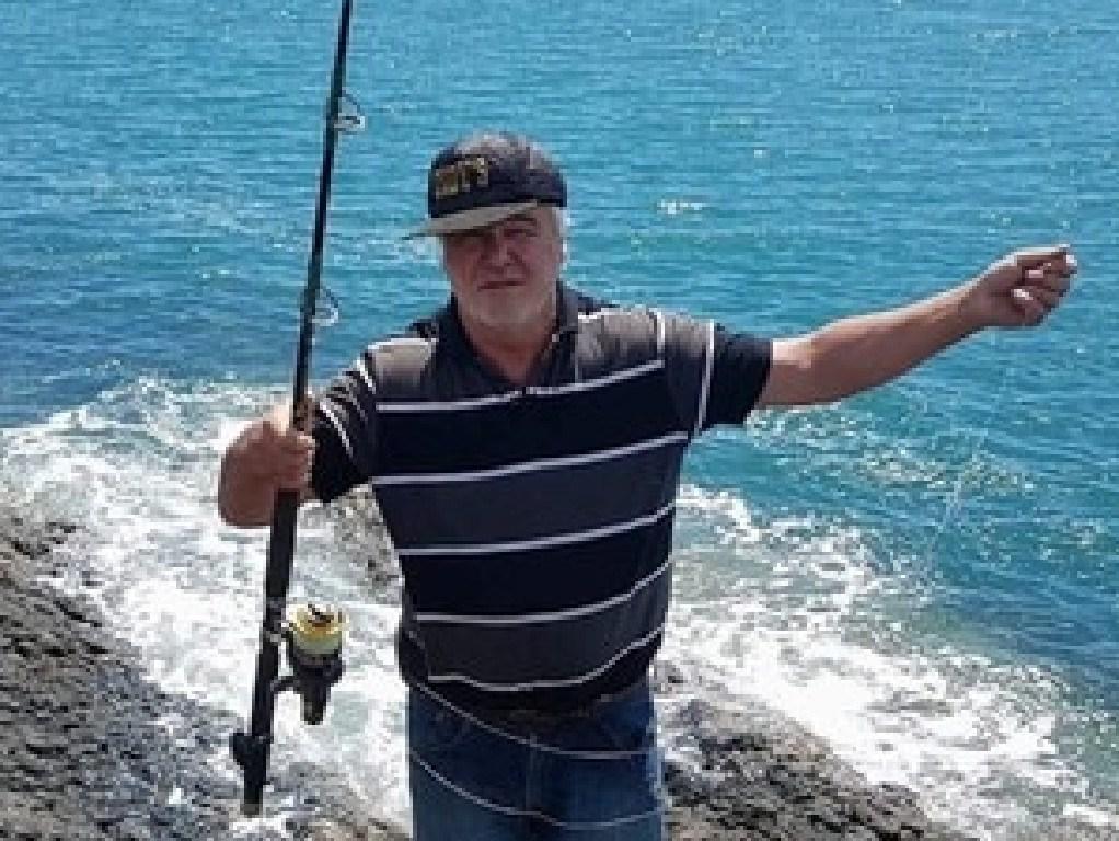 Chris Vujcich fishing. Picture: New Zealand Herald