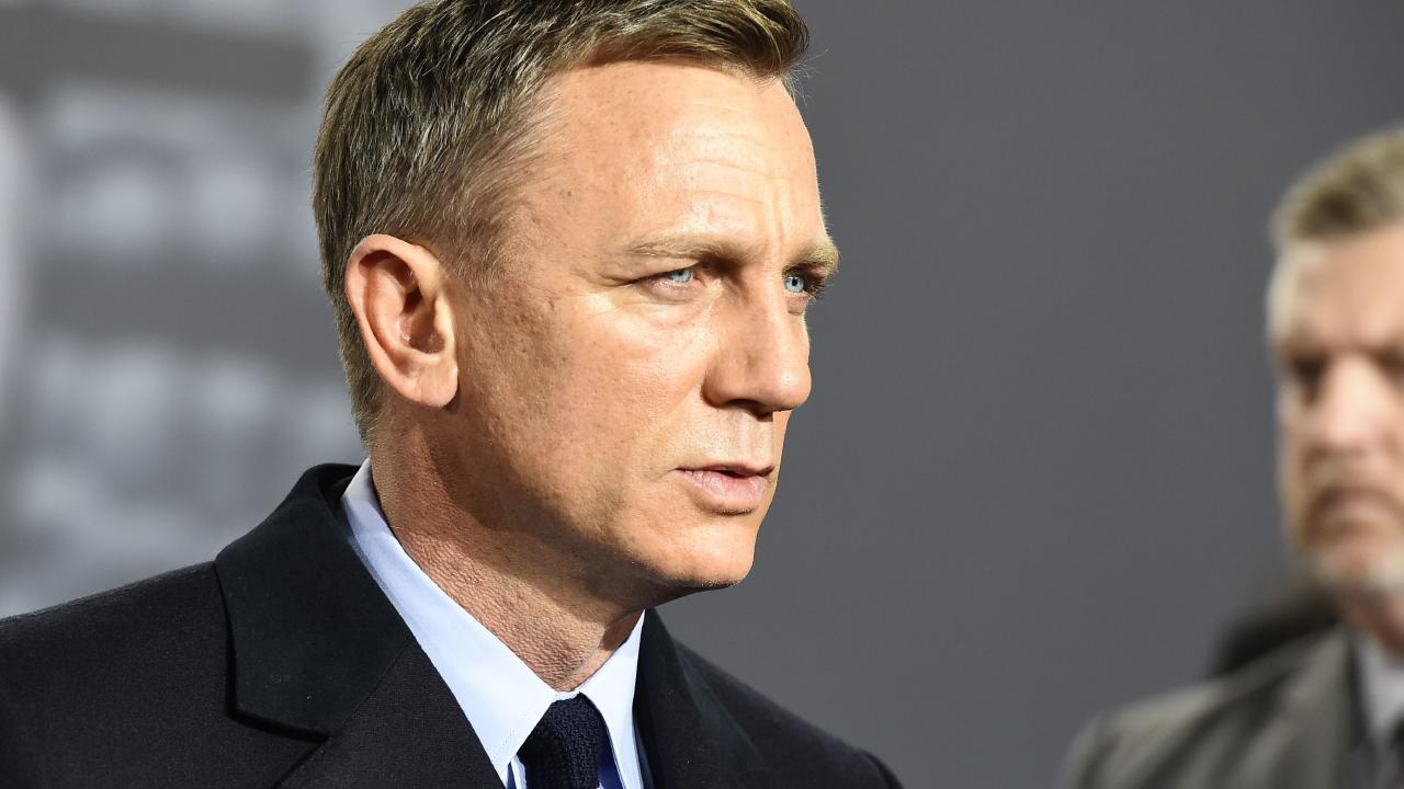 Daniel Craig will play James Bond in the next film. Picture: Tobias Schwarz