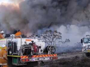 Perth Fires: Raging bushfire threatening lives and homes