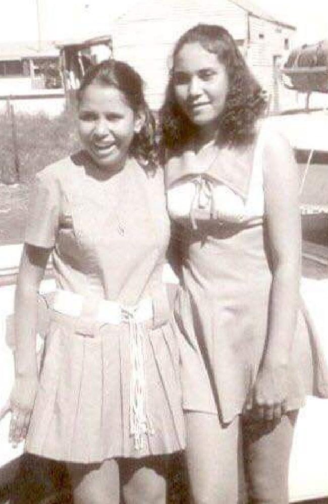 Barbara and Sharon.
