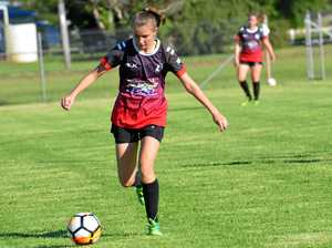 Kingaroy Soccer Club's huge Christmas gift