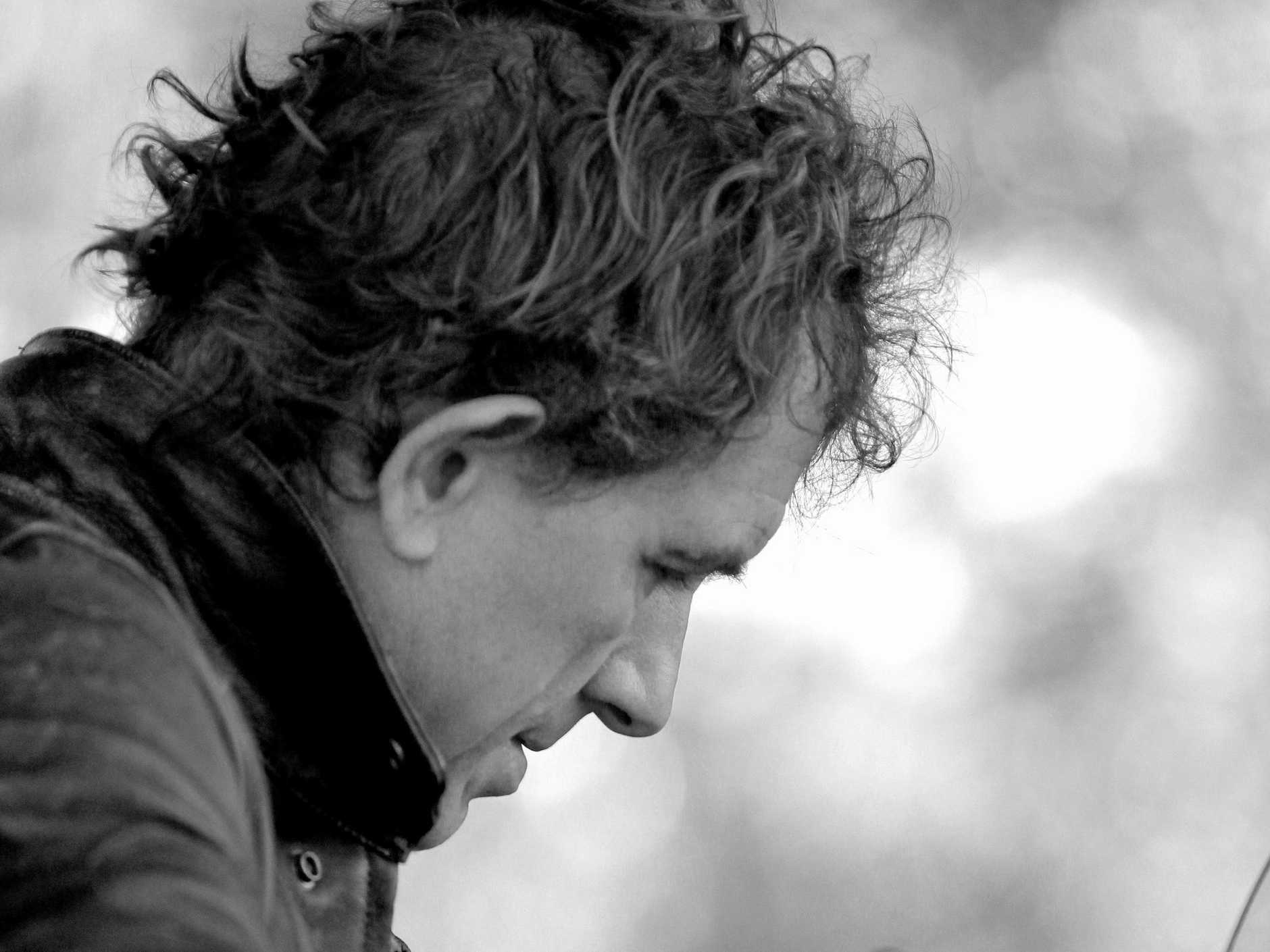 RESPECTED MUSICIAN: As one of Australia's iconic musicians, Ian Moss will perform at One Hot Night in Rockhampton on Saturday before the Way Out West Fest in April.