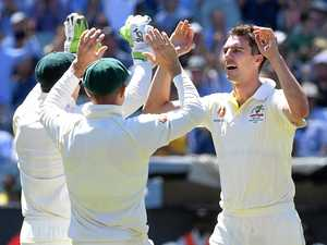 India takes control of Boxing Day Test