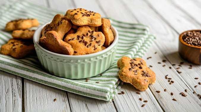 Savoury biscuits.