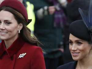 Queen's ultimatum to Meghan and Kate