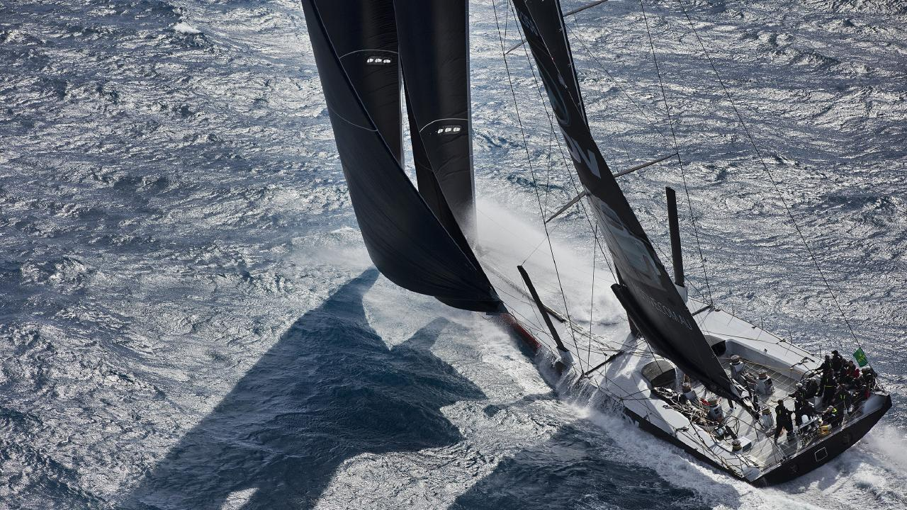 Comanche looms as an early favourite for line honours.