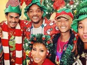 Celebs take to Instagram for Christmas