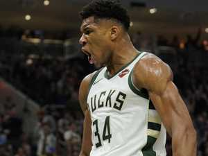 Greek Freak's cold-blooded Christmas revenge