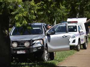 Ute stolen from Oakey found dumped on Toowoomba street