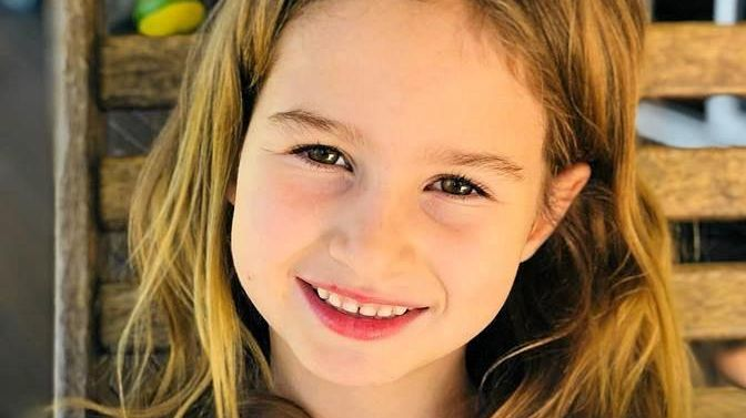 FLY HIGH: Six-year-old Indie Armstrong was tragicaly killed.