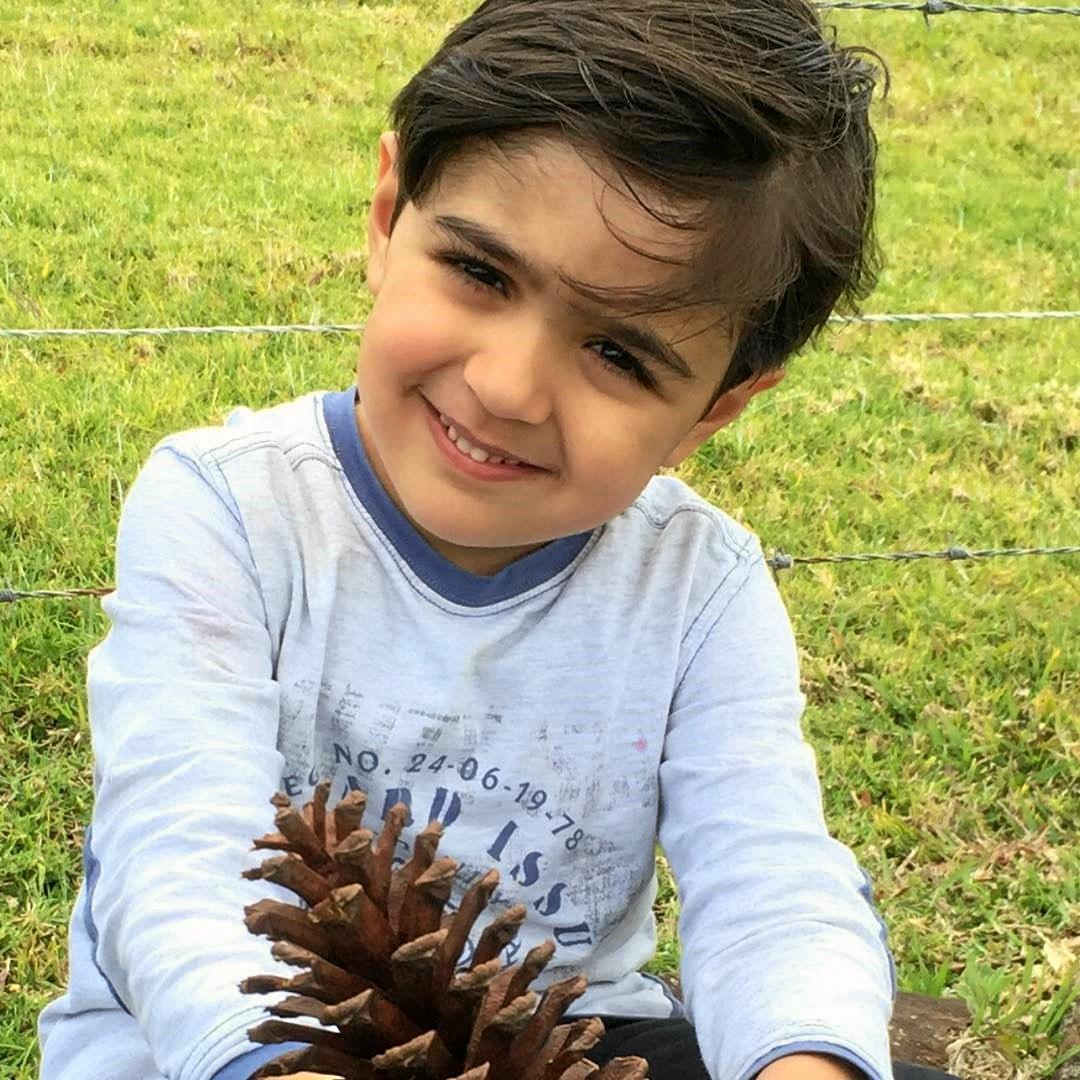 Marco Seraji, 4, was killed in a swing set accident at an AirBnb property at Witta, in the Sunshine Coast hinterland on Saturday.