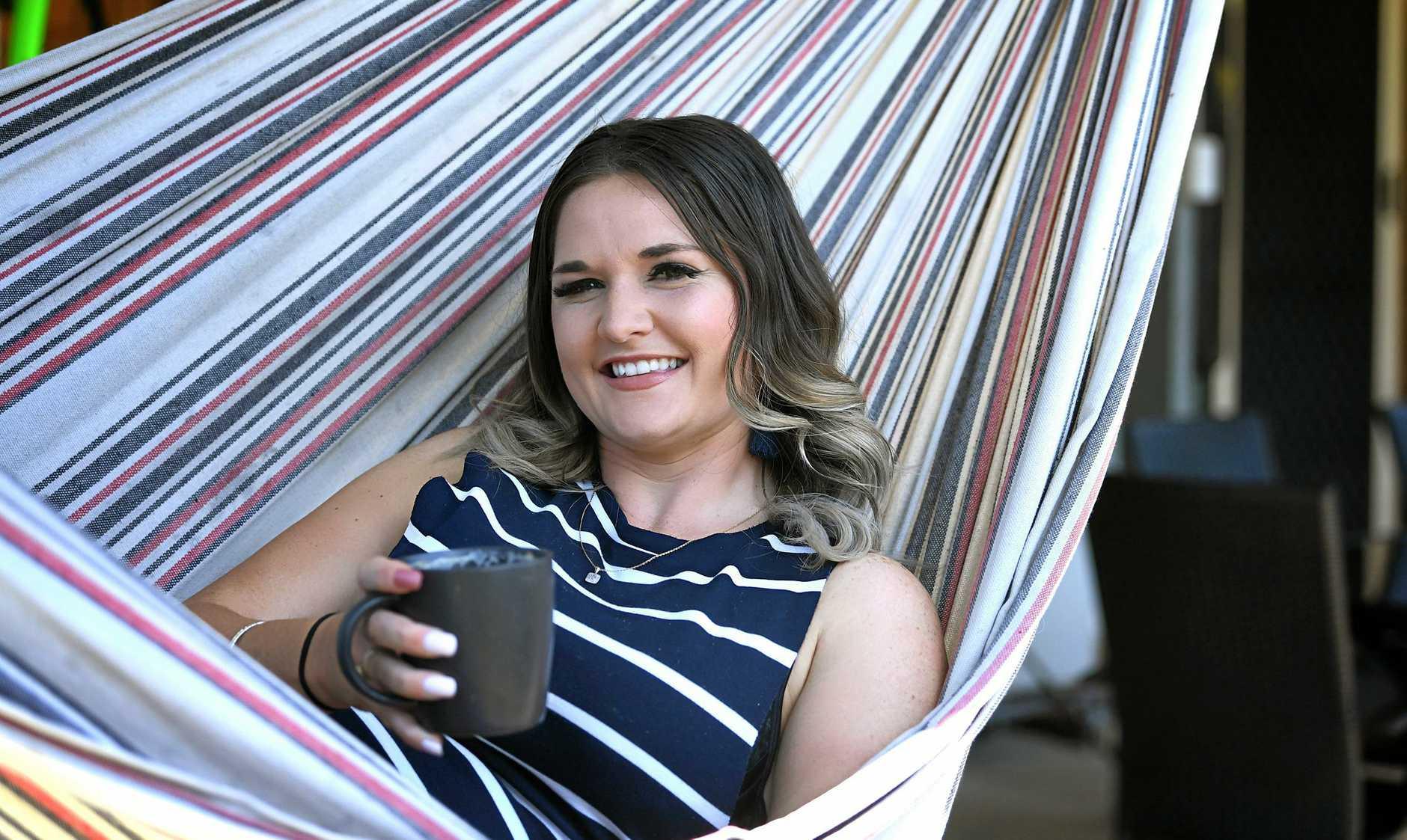 Gympie Bachelorette Rachael Gilliland.