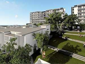 Five multi-storey buildings planned for prime block