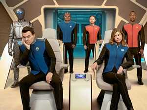Space comedy returns with more star power