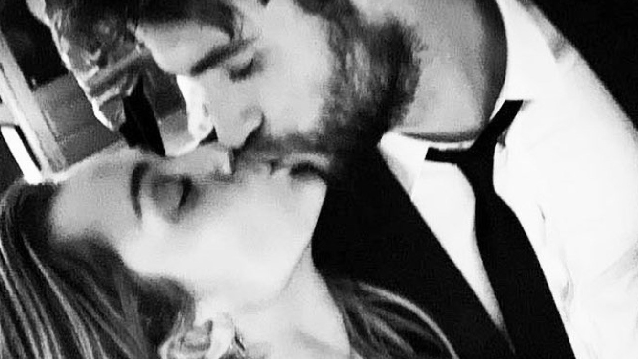 Miley Cyrus and Liam Hemsworth wed. Picture: Instagram