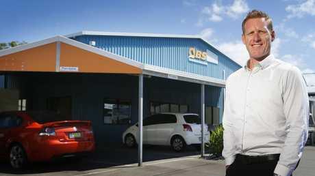 Savills' Sunshine Coast director Scott Gardiner.