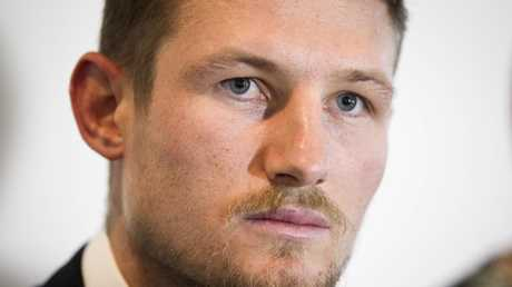 Bancroft's suspension comes to an end this weekend. Picture: AAP