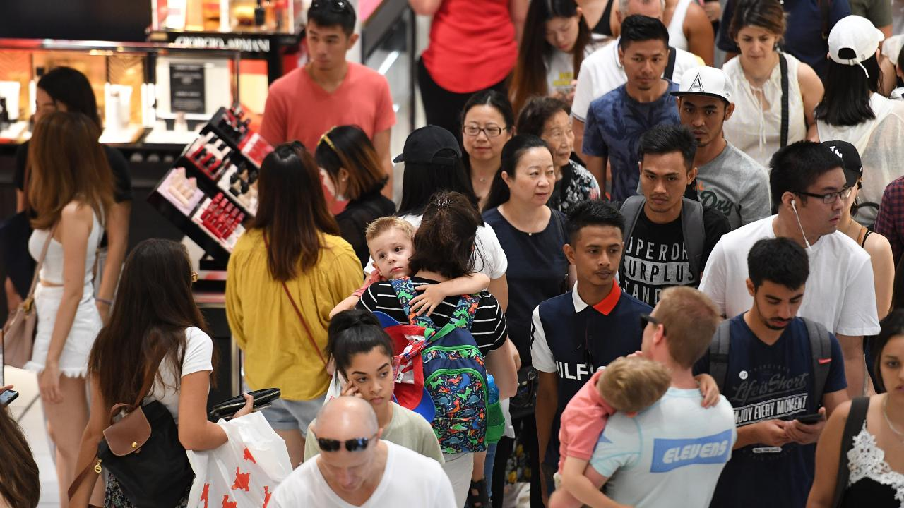 Barbecue dog stunt in mall disgusts shoppers