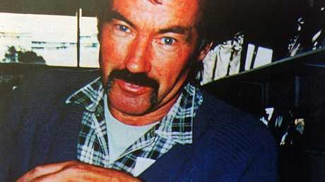 NSW convicted murderer Ivan Milat.  backpacker murder belangalo /Murder/New/South/Wales