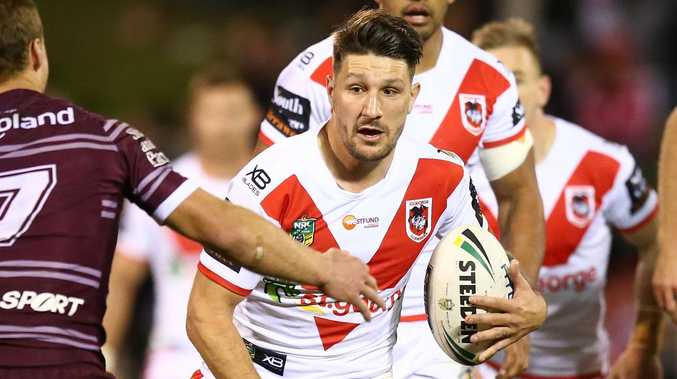 Gareth Widdop is expected to leave the NRL at the end of the 2019 season. (Photo by Mark Nolan/Getty Images)