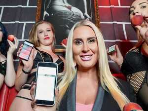 'Uber for adult industry' launched in Queensland