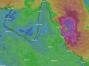 New Year tropical low tipped along with big rainfall