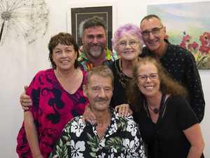 Gallery: Exhibition honours art teacher