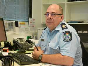 Kingaroy's reported crime highest in 20 years