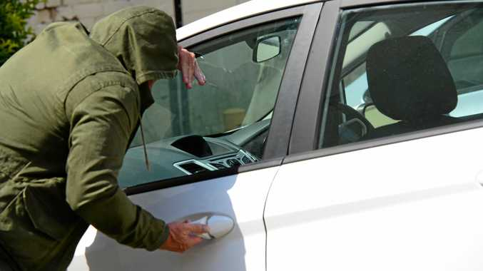 THEFT: Police are warning residents to lock their cars after a rise in vehicle thefts.