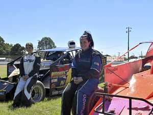 Women revved for raceway fun at Grafton Speedway