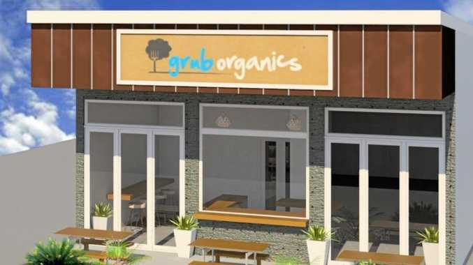 PLANNED: A new health food store and cafe has been proposed for Marcoola.