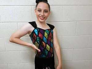 Sarina dancer wins scholarship
