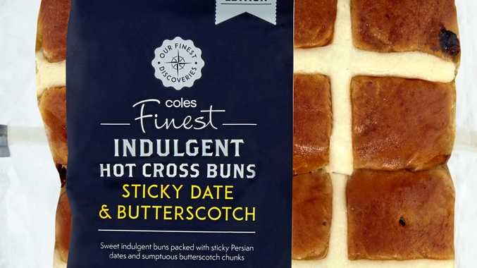 Aussie supermarkets are already selling Hot Cross Buns