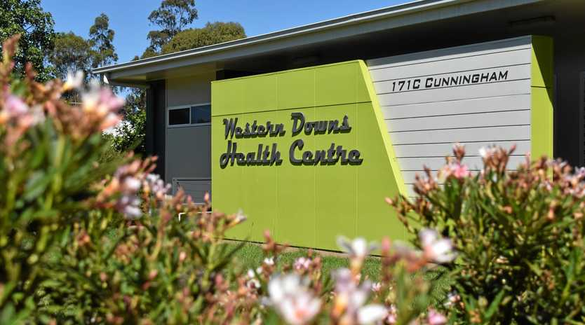 The Western Downs Health Centre is closed until January 2, 2019.