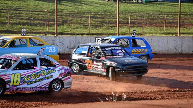 SPEEDWAY BONANZA: There will be plenty of action at the Maryborough Speedway this weekend as dozens of racers try their luck for the top spot in the Kurt Murdoch Classic.