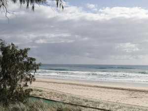 Man nearly drowns at popular beach