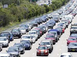 Third day of gridlock across southeast