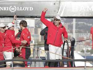 Wild Oats XI crew in 'shock, disbelief' over race scandal