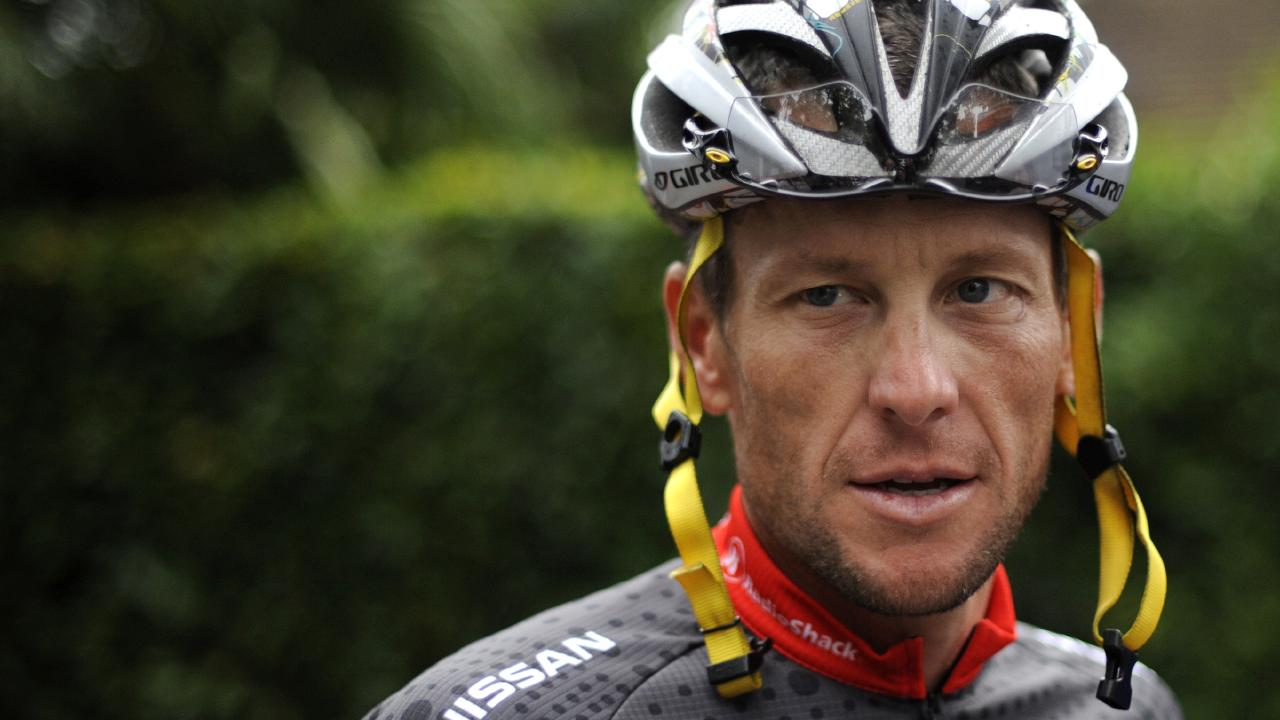 Stripped of his seven Tour d France titles, Lance Armstrong has had his say again.
