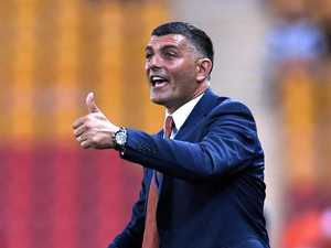 Aloisi steps down as Roar head coach