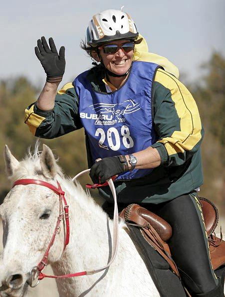 Gayle Holmes has risen to the top of her sport, taking out multiple Queensland awards.