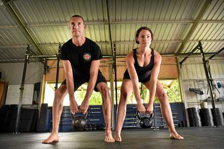 Owners of The Farm Gym Luke and Acacia Havison are having a family friendly open day.