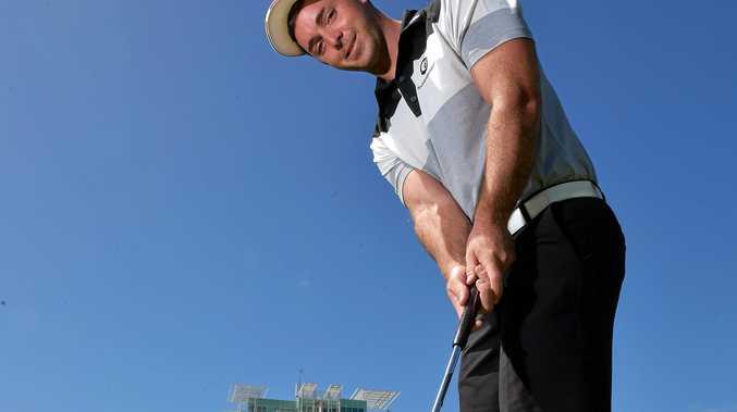PRO: Gympie's Charlie Dann ready for pro tournaments.