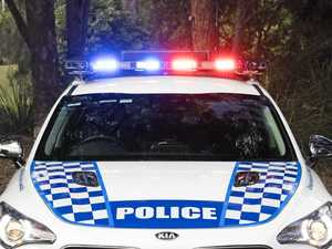 Two injured in 4WD crash on New England Highway