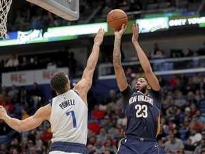 NBA wrap: Pelican's 48 points deliver win over Dallas