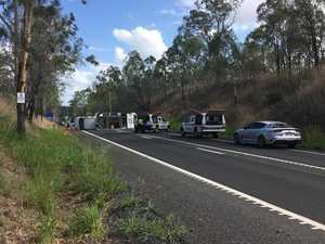 UPDATE: Man killed in Bruce Hwy crash south of Miriam Vale