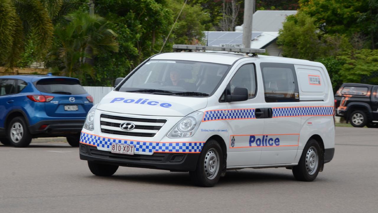 Mundingburra man charged after shotgun allegedly found in car.